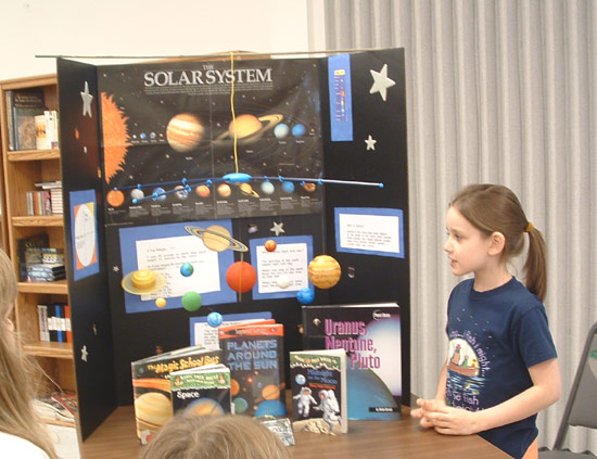 solar system science fair projects The planet saturn - science fair project ideas saturn is the second largest in the solar system science fair project ideas about the solar system.